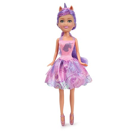 Кукла Sparkle Girlz Радужный единорог в рожке в ассортименте 24895