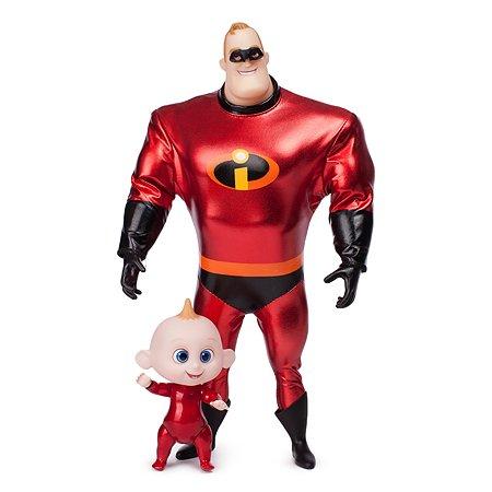 Набор The Incredibles 2 Мистер Исключительный и Джек Джек 76597