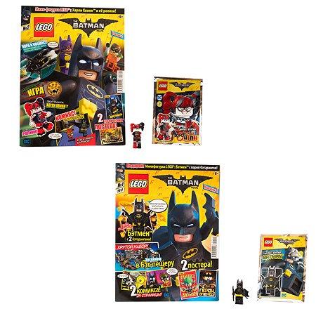 Журнал ORIGAMI Lego Batman в ассортименте