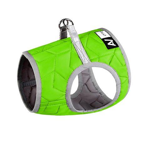 Шлея для собак Airyvest One мягкая XS 3 Салатовая