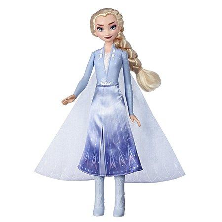 Кукла Disney Princess Hasbro Холодное сердце 2 в сверкающем платье Эльза E7000EU4