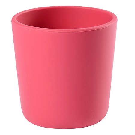 Стакан BEABA с 4месяцев 150мл Розовый