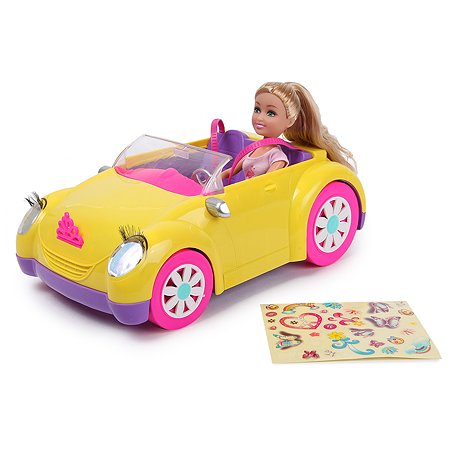 Набор Sparkle Girlz Кукла в автомобиле 24084