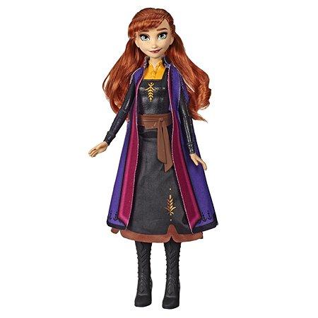 Кукла Disney Princess Hasbro Холодное сердце 2 в сверкающем платье Анна E7001EU4