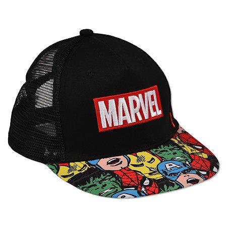 Кепка Avengers чёрная