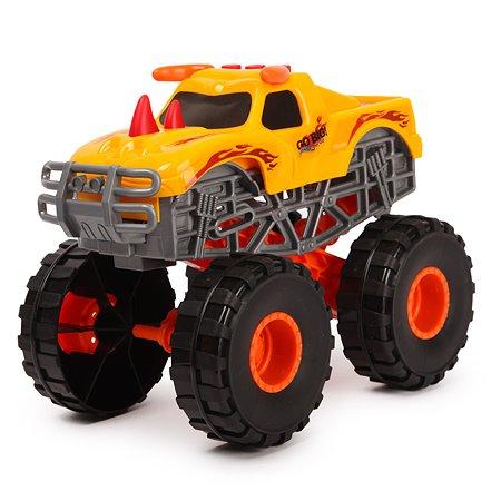 Машина Hot Wheels с головой быка 62270