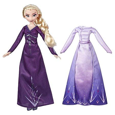 Кукла Disney Princess Hasbro Холодное сердце 2 Эльза с дополнительным нарядом E6907EU4