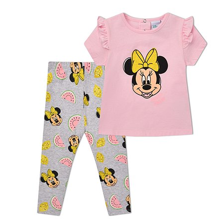 Комплект Disney baby футболка + легинсы
