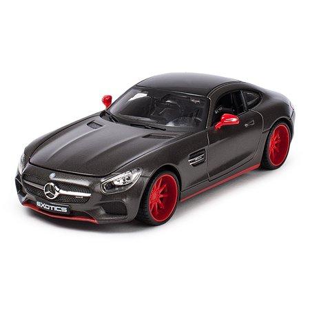 Машинка MAISTO 1:24 Mercedes AMG Черная 32505