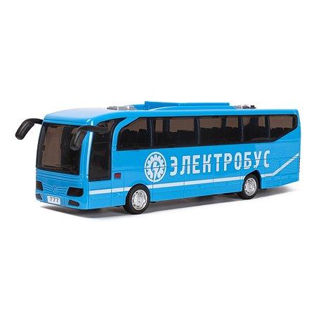 Автобус Mobicaro инерционный YS248456