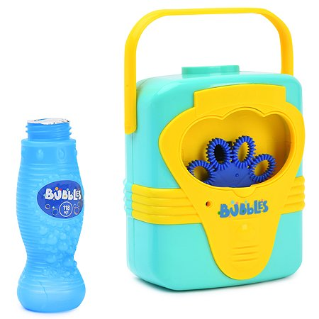 Машинка для пускания мыльных пузырей Attivio +бутылочка 118 мл 8818
