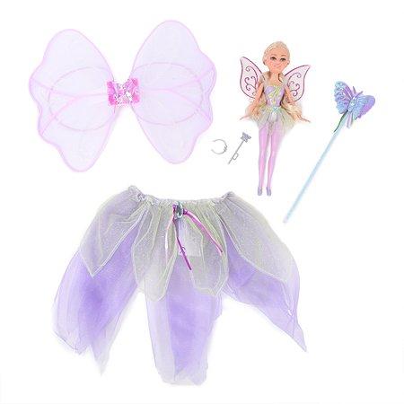 Набор игровой Sparkle Girlz Сказочный наряд с куклой 24059
