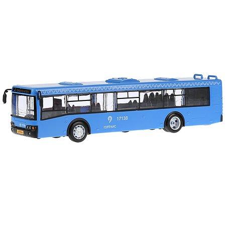 Автобус Технопарк инерционный 282000