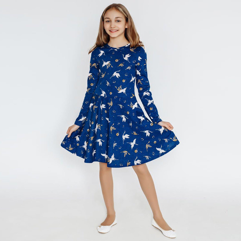 Платье SOVAlina синее