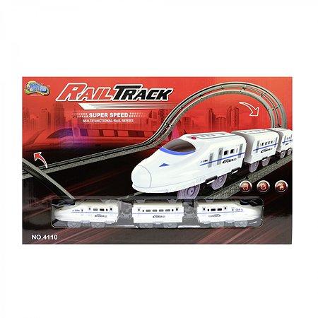Железная дорога HK Industries RAIL TRACK