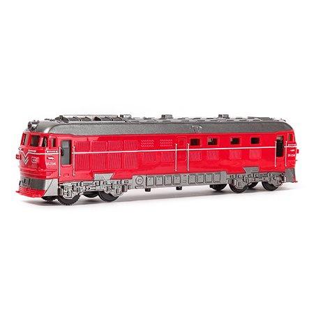 Поезд Mobicaro инерционный YS248459