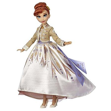 Кукла Disney Princess Hasbro Холодное сердце 2 Делюкс Анна E6845EU4