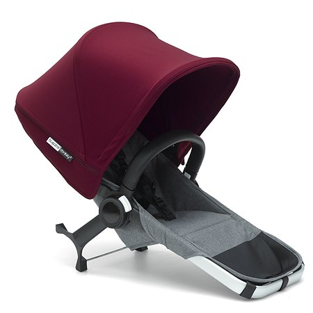Набор для конфигурации Bugaboo Donkey 2 Complete Grey Red