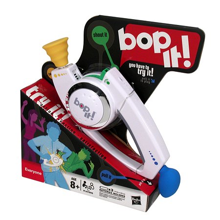 Интерактивная игра Hasbro Games Bop-it