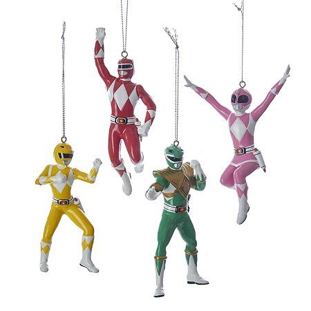 Елочное украшение Power Rangers 12см в ассортименте RP1171