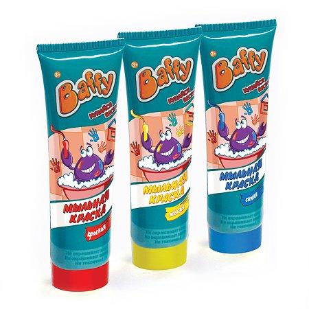 Мыльная краска Baffy для ванны в ассортименте
