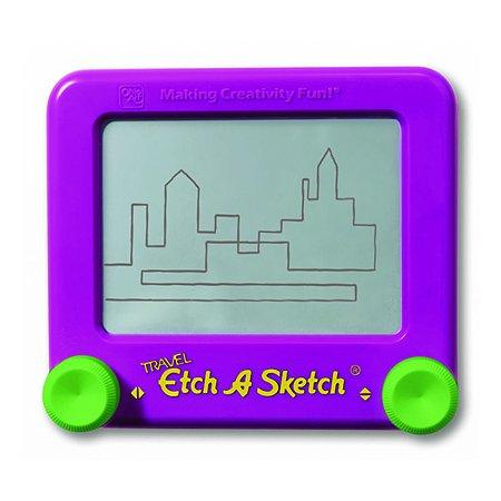 Волшебный Экран Etch-A-Sketch Travel 13см в ассортименте