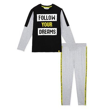 Комплект PlayToday лонгслив + брюки