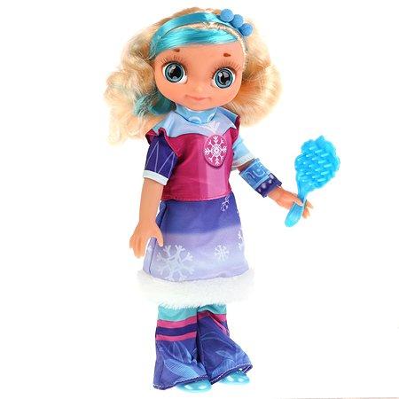 Кукла Карапуз Сказочный патруль Мэджик Снежка 291457