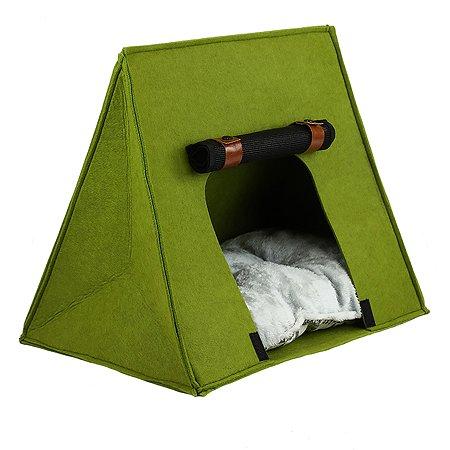 Домик-палатка для животных Не один дома Пикник 860120-03GRE