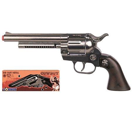 Револьвер ковбоя Gonher сталь 27 см