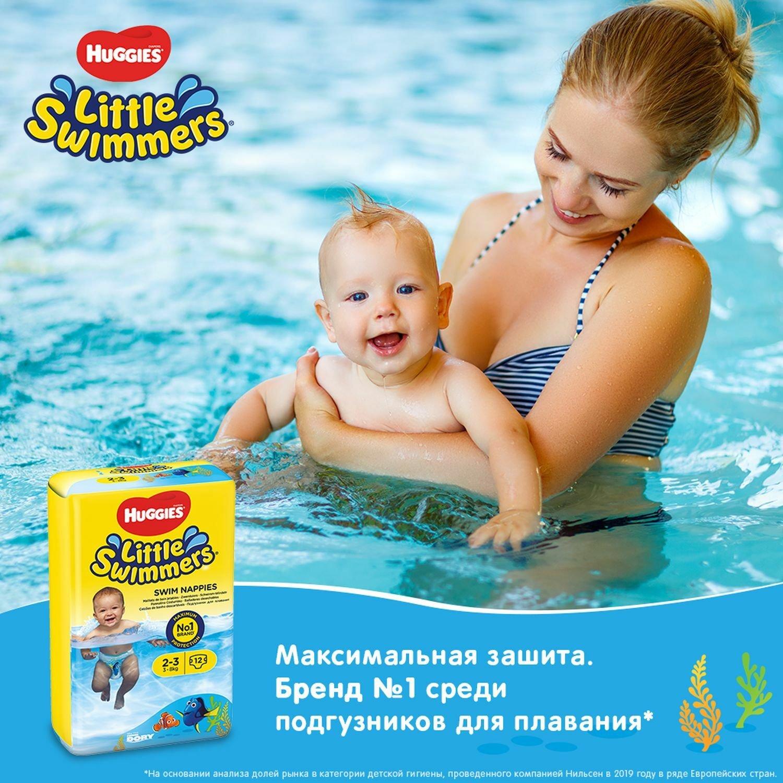 Детский мир подгузники для плавания