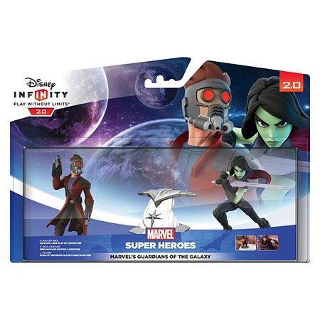 Набор 2+1 Disney Interactive Studios 2.0 (Marvel) Стражи Галактики (Звёздный лорд, Гамора)