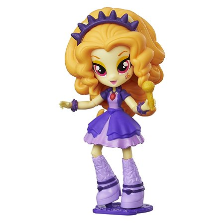Мини-кукла MLP Equestria Girls My Little Pony Adagio Dazzle C0869