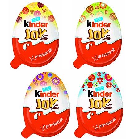 Шоколадное яйцо Kinder Kinder Joy Весна 21г в ассортименте