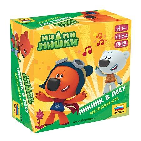 Настольная игра Звезда Ми-ми-мишки Пикник в лесу