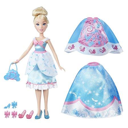Модная кукла Princess Принцесса-Золушка в платье (B5314)