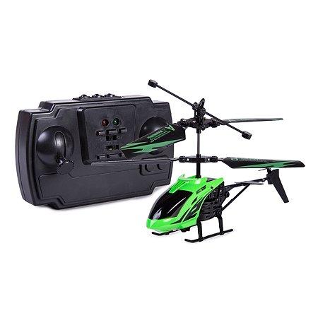 Вертолет на радиоуправлении Mobicaro Неон 2 канала 15 см Зелёный
