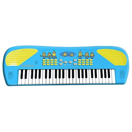 Синтезатор Lexibook Миньоны 49 клавиш