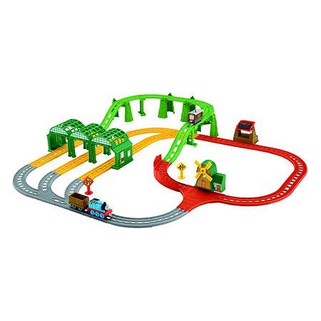 Премиальный набор Thomas & Friends Гонка вокруг острова (Collectible railway)