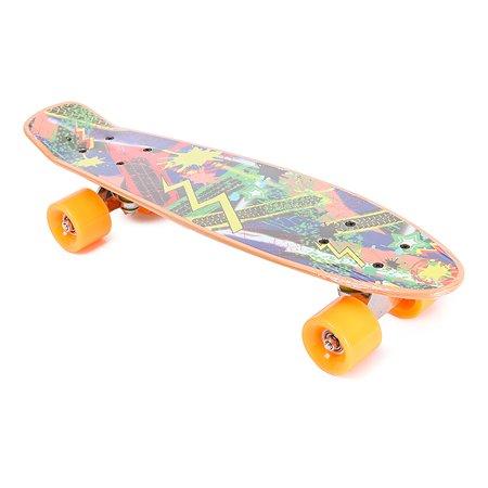 Скейтборд ASE-SPORT ASE-Tiny-Print-3