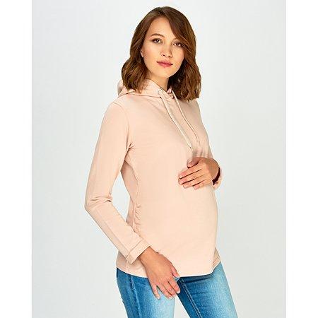 Толстовка для беременных Just Mom Ulla светло-розовая