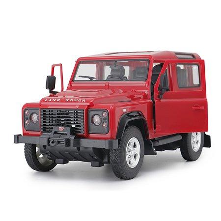 Машина Rastar РУ 1:14 Land Rover Denfender Красный 78400