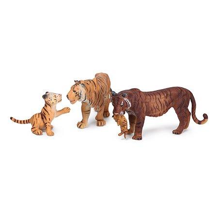 Набор фигурок Attivio Тигры 3 шт YS941203
