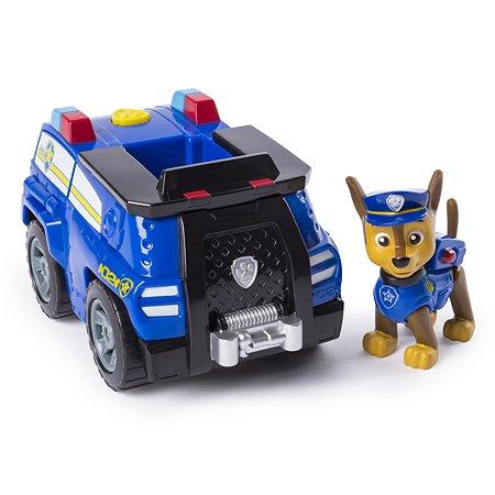 Набор игровой Щенячий патруль Chase машинка+фигурка 6045897