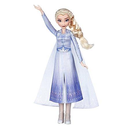 Кукла Disney Princess Hasbro Холодное сердце 2 Эльза E6852EW0