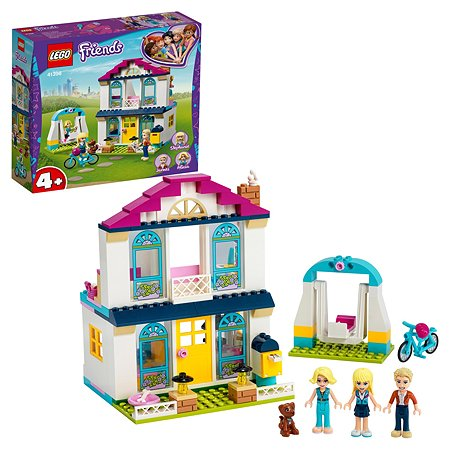 Конструктор LEGO Friends Дом Стефани 41398