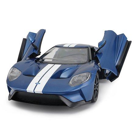 Машина Rastar РУ 1:14 Ford GT Синяя 78100