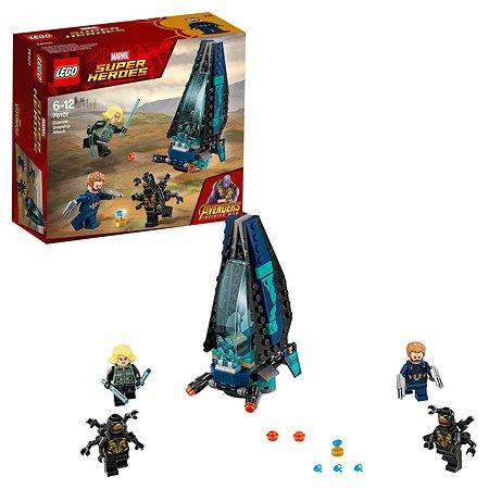 Конструктор LEGO Super Heroes Атака всадников 76101