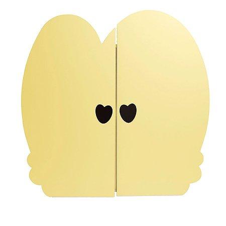 Мебель для кукол PAREMO Шкаф Нежно-желтый PFD120-27