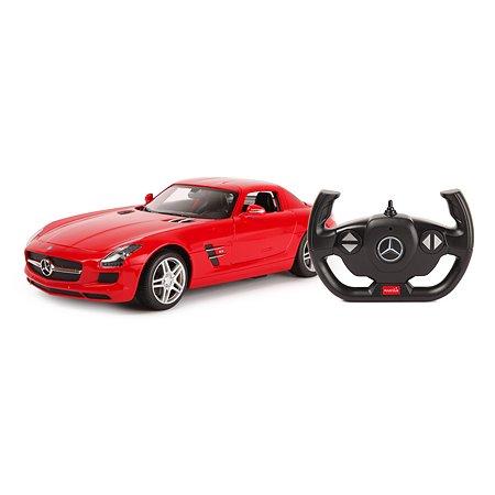 Машина Rastar РУ 1:14 Mercedes-Benz SLS Красная 47600